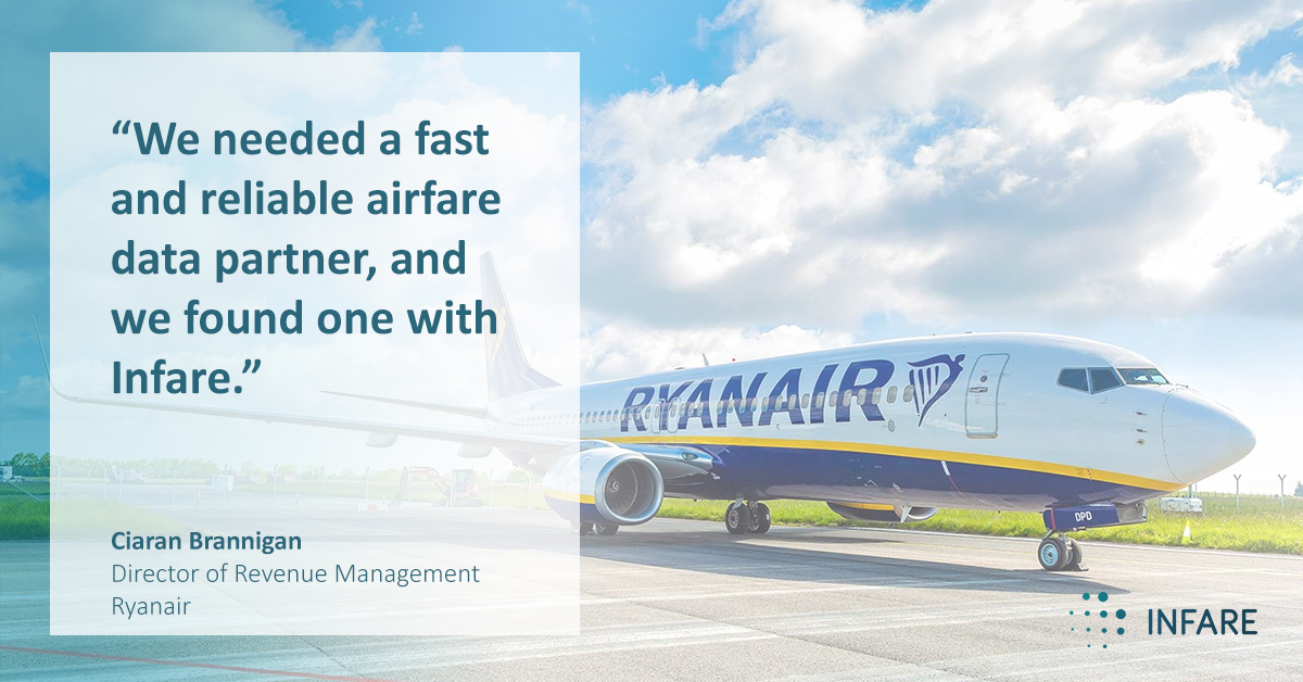 Ciaran Brannigan-Ryanair-Infare-Quote
